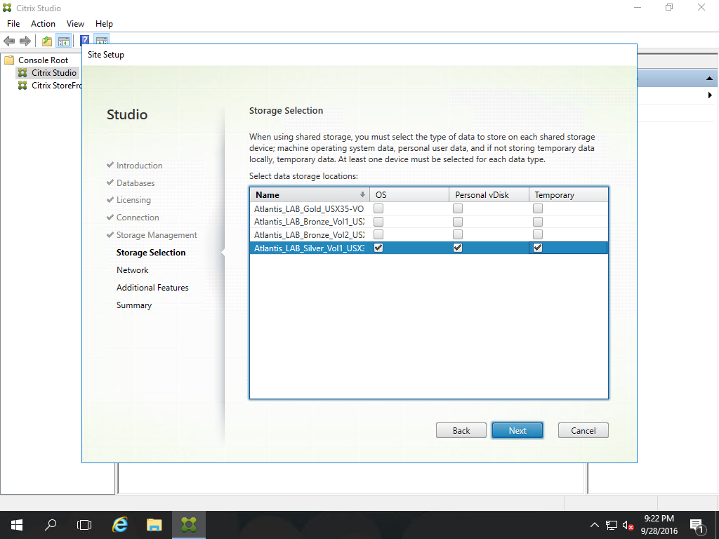 Citrix XenApp/XenDesktop 7 11 Proof of Concept Installation