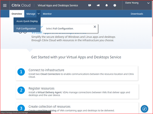 Is Getting Started with Windows Server 2019 and Citrix Cloud Apps